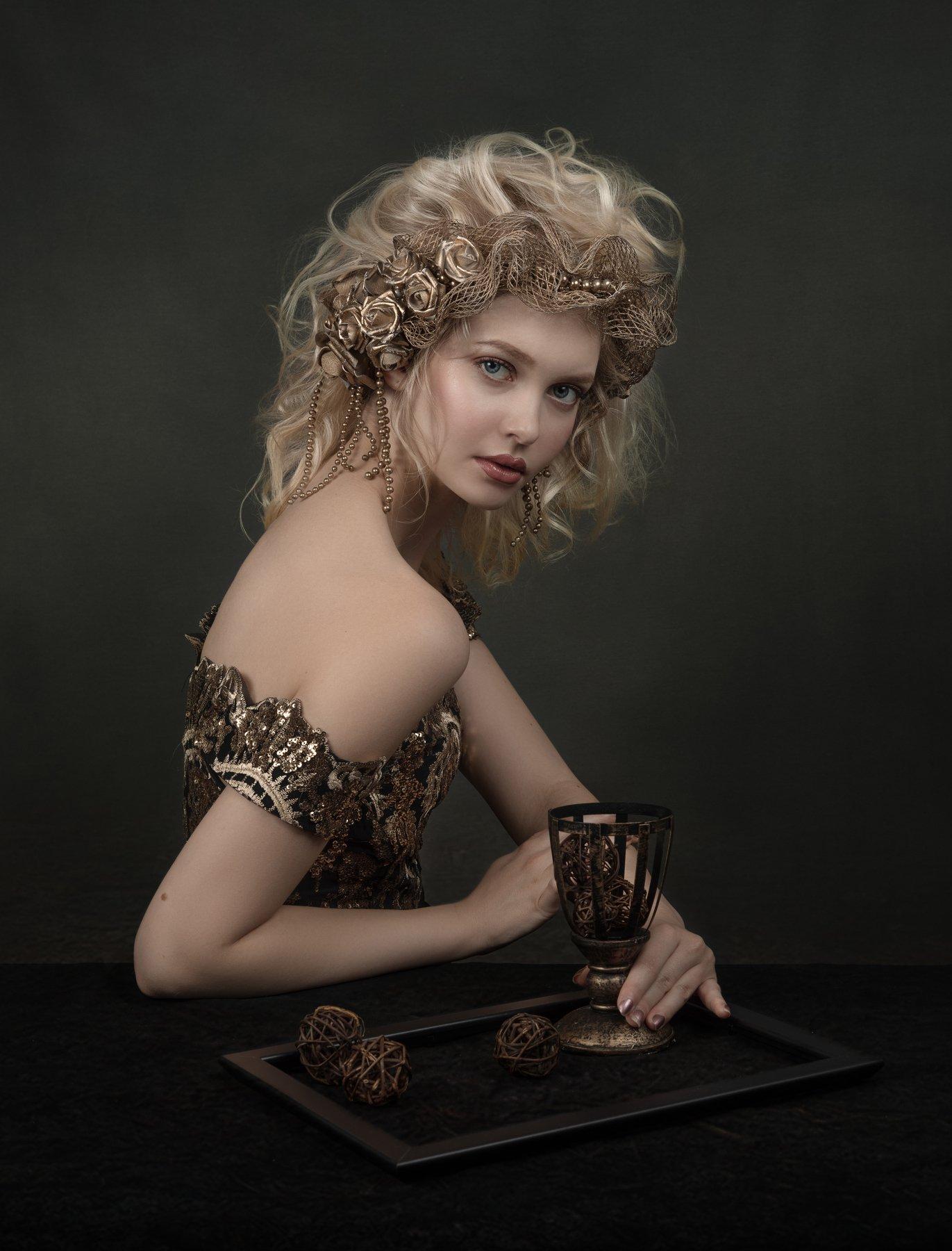 fine art , постановочная фотография ,жанровый портрет,, Kholodova Natalia