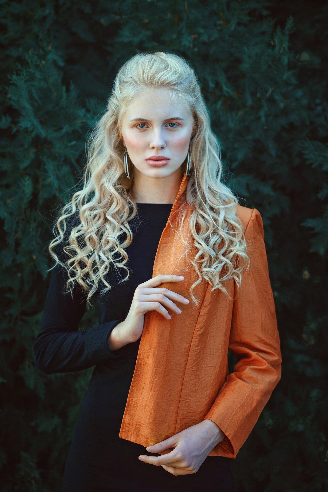 portrait, girl, model, eyes, hair, lips, face, beauty, facial, make-up, photographer, russia, nikon, Дегтярёва Анна