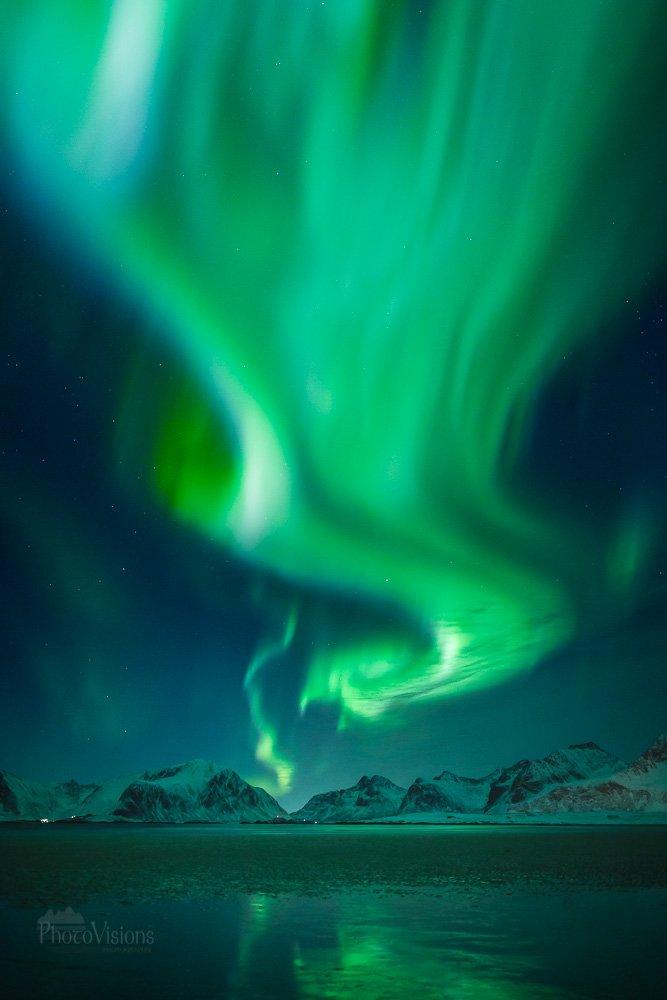 aurora,norway,lofoten,aurora borealis,northern lights,norwegian,nature,natural,night,night sky,, Szatewicz Adrian