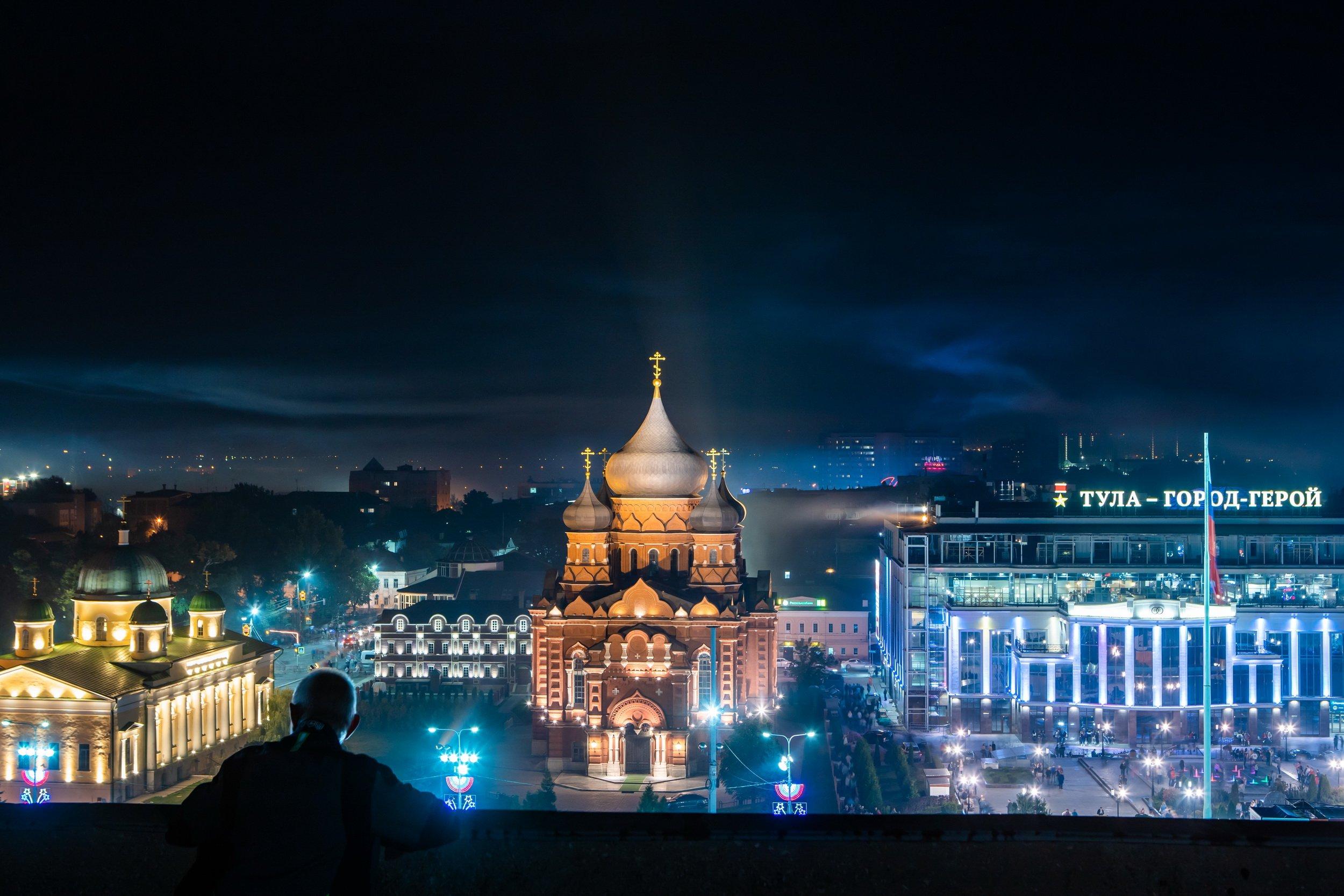 тула, Пирязев Алексей