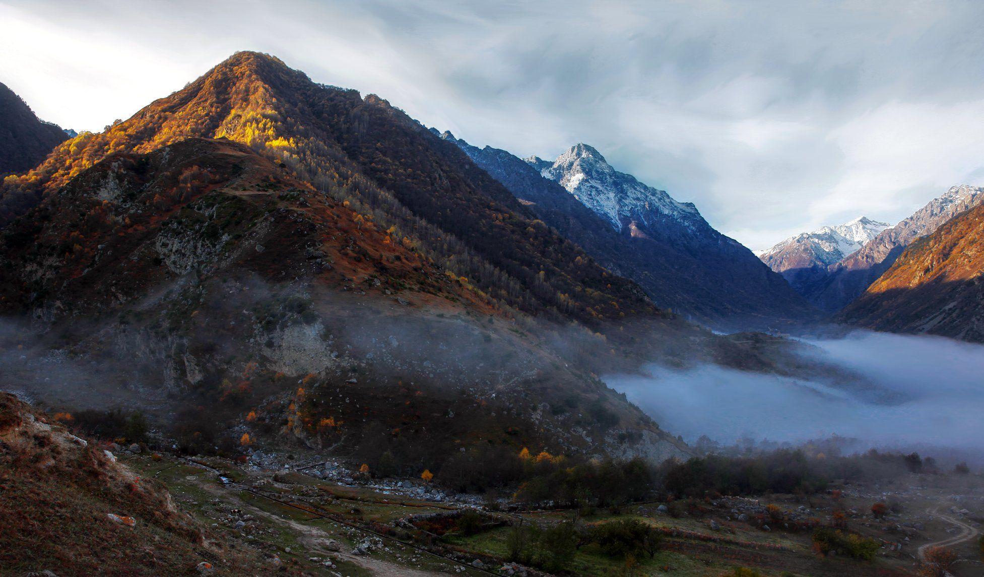 черекское ущелье,балкария,верхняя балкария,кабардино балкария,, Magov Marat