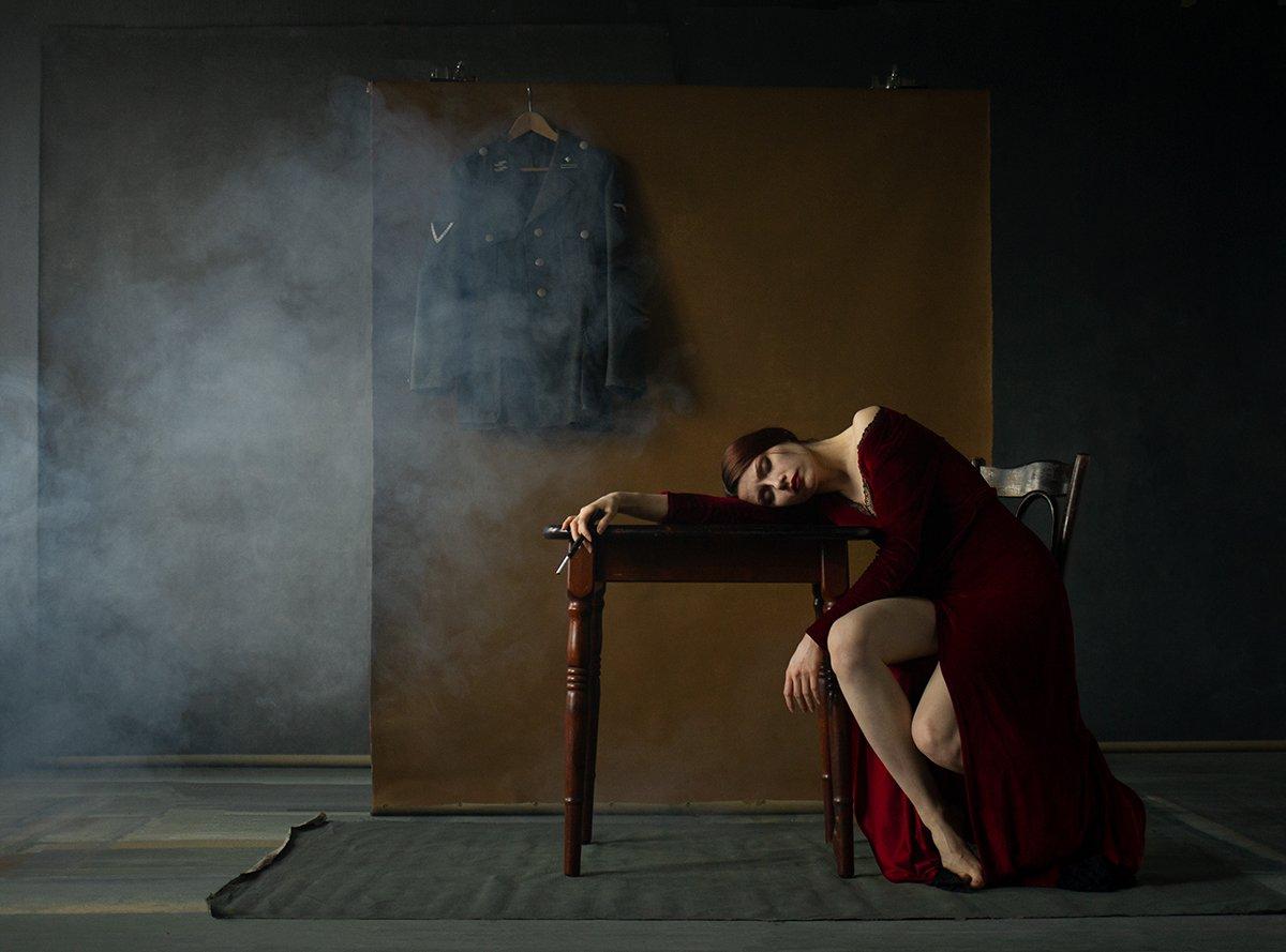 fine art porträt, Родислав Дрибен