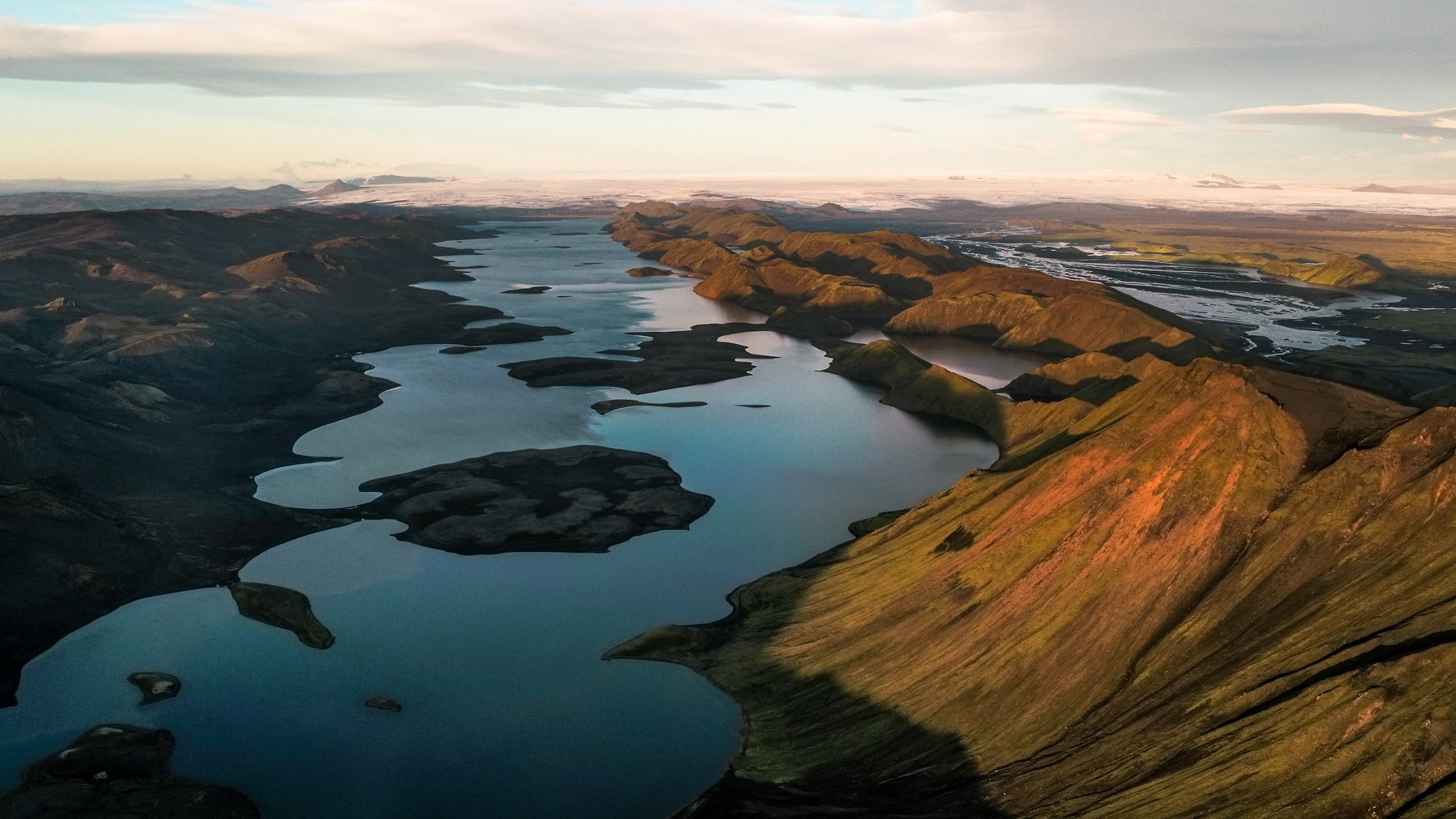 iceland,moutains,highland,langisjór, Stepanov Ruslan