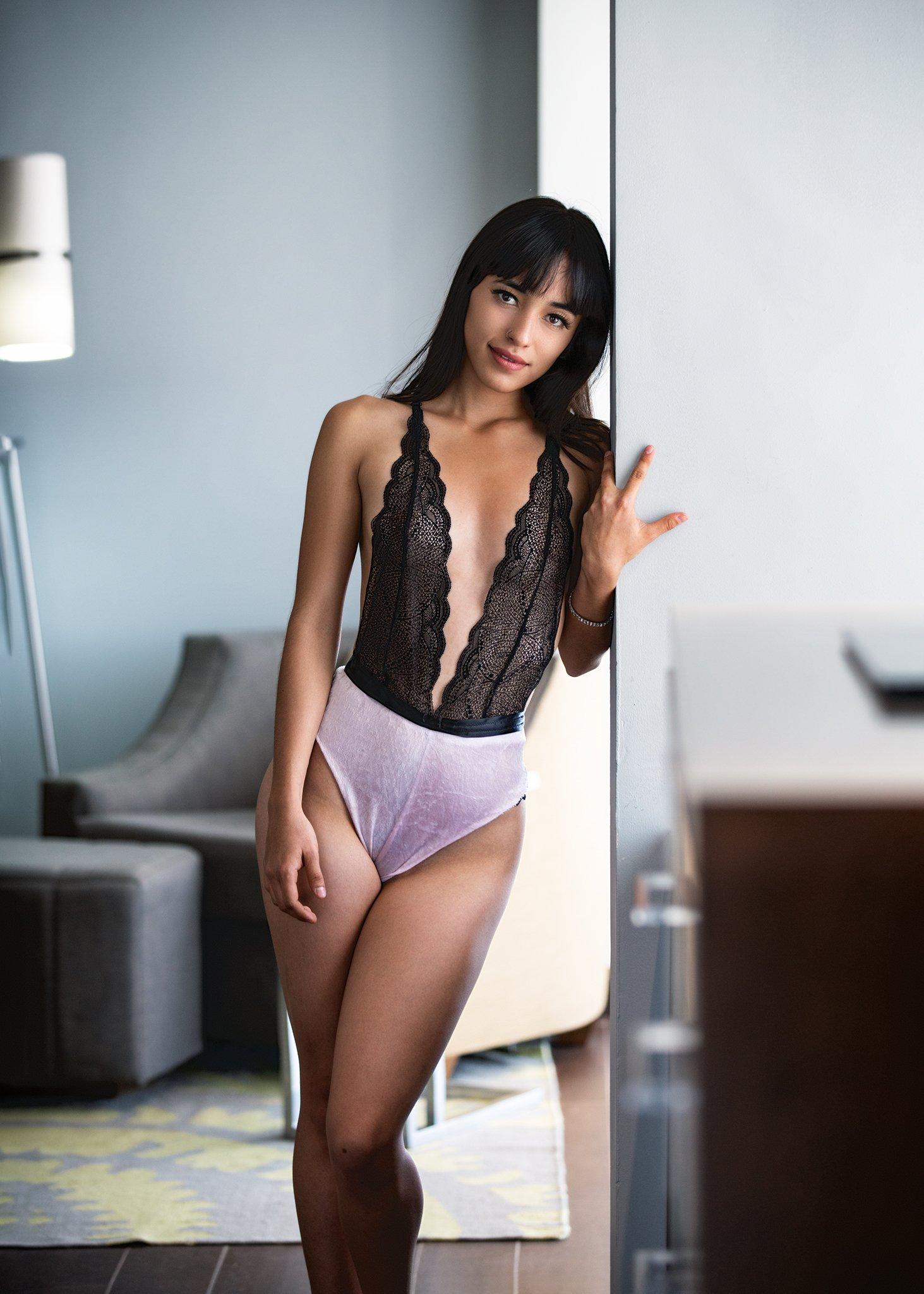 sexy, latín, lingerie, fitness, portrait, model, Luis Gastón