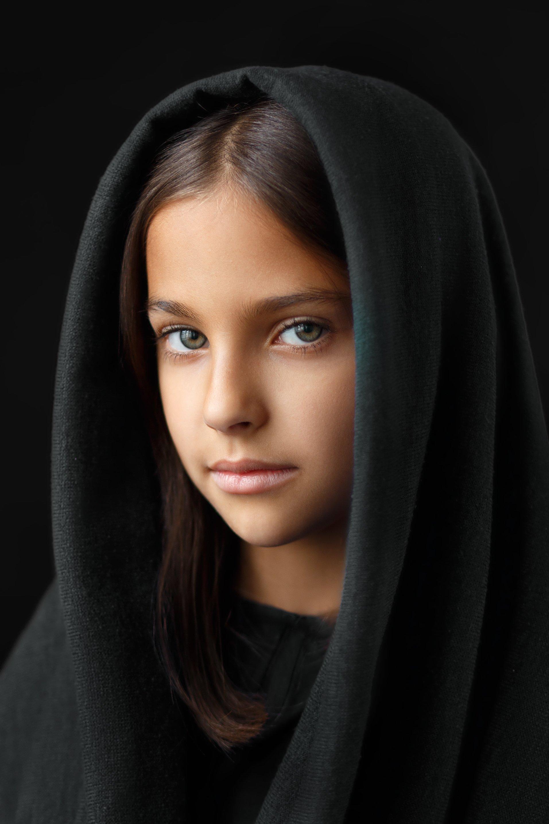 ребенок портрет, Алексей Баталов