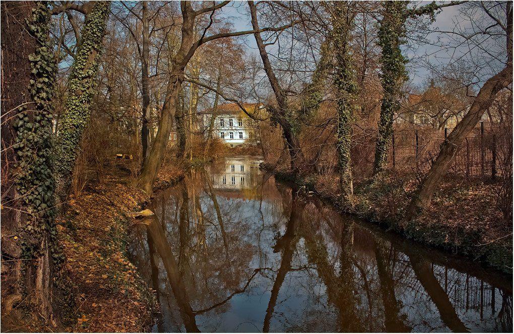 foto liubos, пейзаж, германия, вода, отражения,бранденбург, Любовь Селиванова