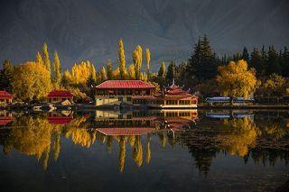 Shangrilla Morning Light Skardu GB Pakistan