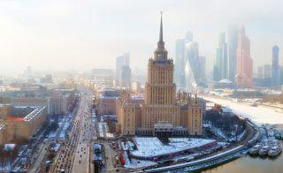 Мистическая апрель в Москве