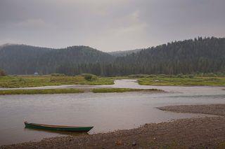 Река Пызас. Усть-Кабырза