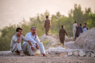 Вечер в Кабуле