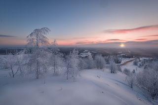 Белая гора, Пермский край.