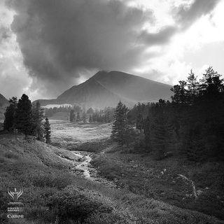 Риддерские горы. Местные называния: \