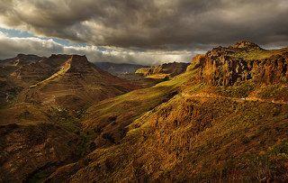 Горы Гран Канарии