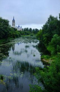 Церковь святой княгини Анны в Кашине