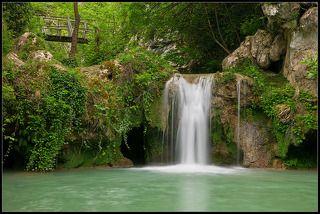Hotnica waterfalls - Bulgaria