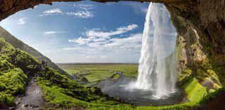 2. Селйяландсфосс в Исландии