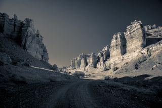 Чарынский каньон считается одним из красивейших мест Казахстана.