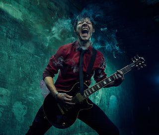 RUMATA - Metalcore from Berlin  ассистент Alex Weigandt  Гример Бэлла Григорянц