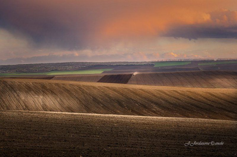 sowing in Danube Valleyphoto preview