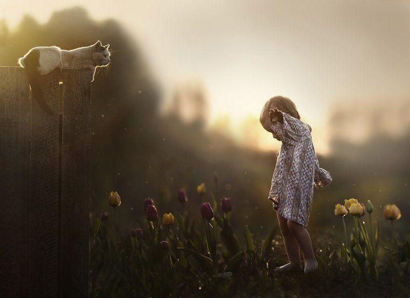 О детстве в деревнеphoto preview