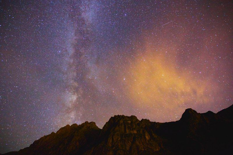 Stars — Night — Perseidsphoto preview