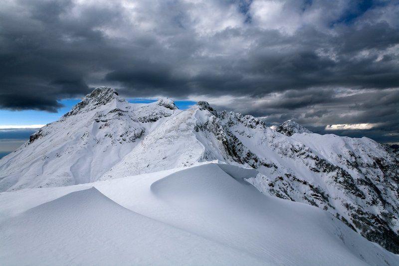 крсснодарский, край, хребет, аибга, 2240, снег, горы, метеостанция, мчс, россии, dune АИБГА.photo preview