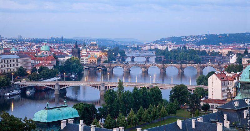 Prague morningphoto preview