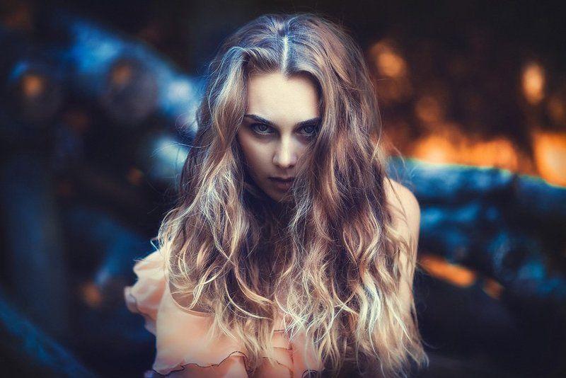 vampire, портрет Vampire storyphoto preview