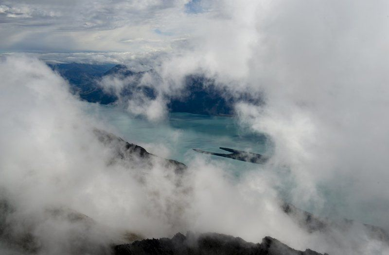 Аотеароа, Новая Зеландия, Облака АОТЕАРОА...photo preview