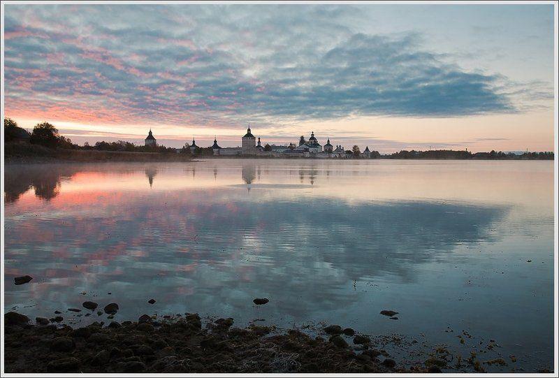Под небом сиверского озера.photo preview