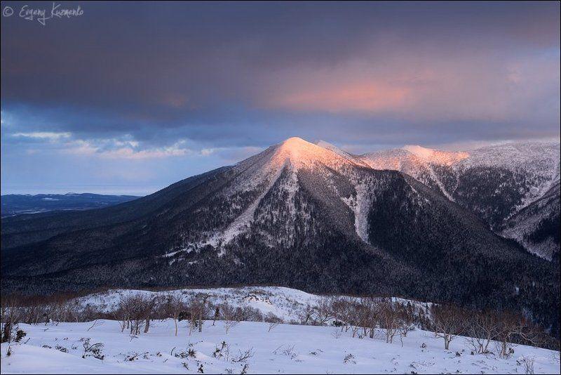 Гора стахановская, Сахалин, Язычница Гора Стахановская (\