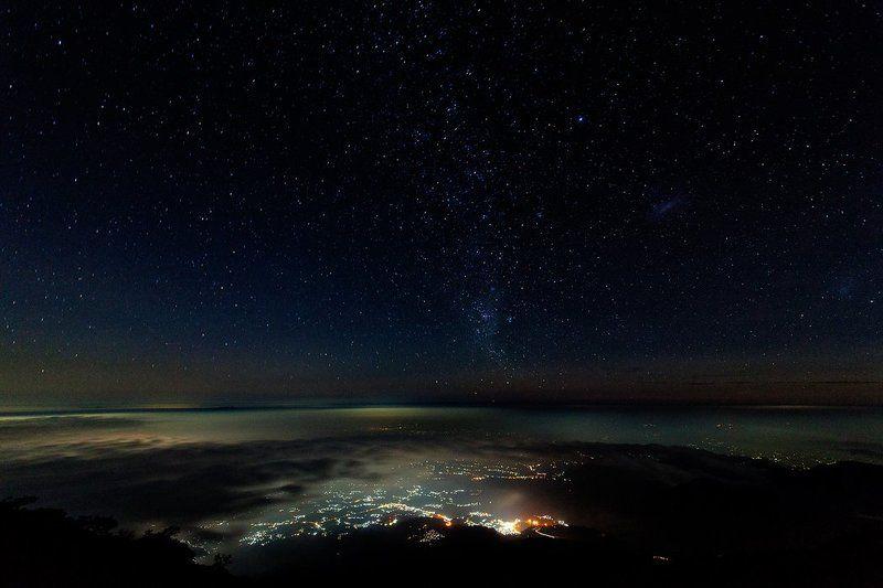 Ночь над островом Яваphoto preview