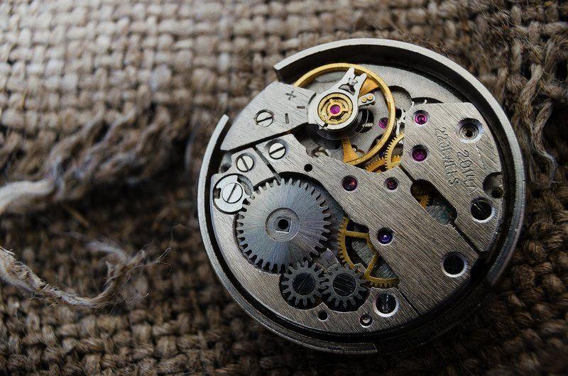 clock, clockwork, nikon, nikon d5100, винтаж, лён, механизм, патина, сукно, ткань, часовой механизм, часы Clockworkphoto preview