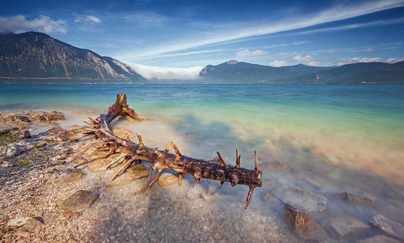 Walchensee, Альпы, Бавария, Горы, Озеро Walchenseephoto preview