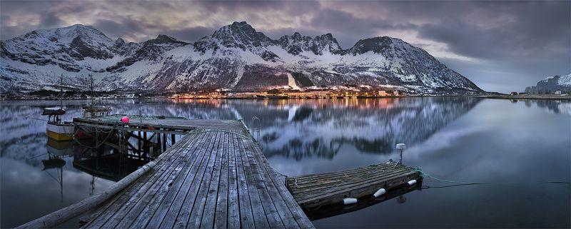 норвегия Фьорды Норвегии IIphoto preview