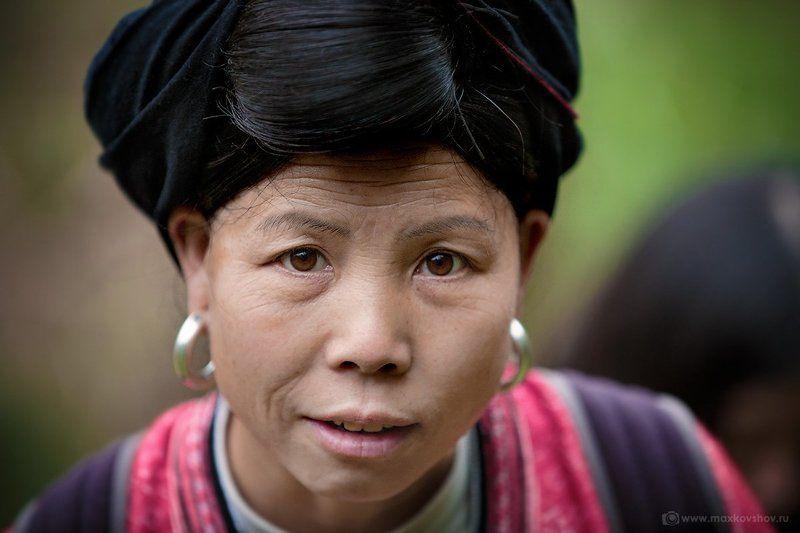 Гуанси, Жещины, Китай, Яо Женщины Яоphoto preview