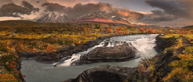 патагония, осень Осень в Патагонииphoto preview