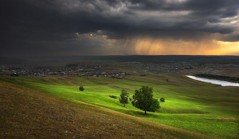 Где-то там идёт дождь...photo preview