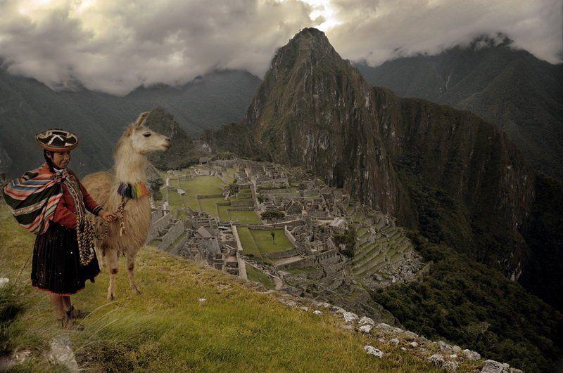 мачу, пикчу, перу Machu Picchuphoto preview