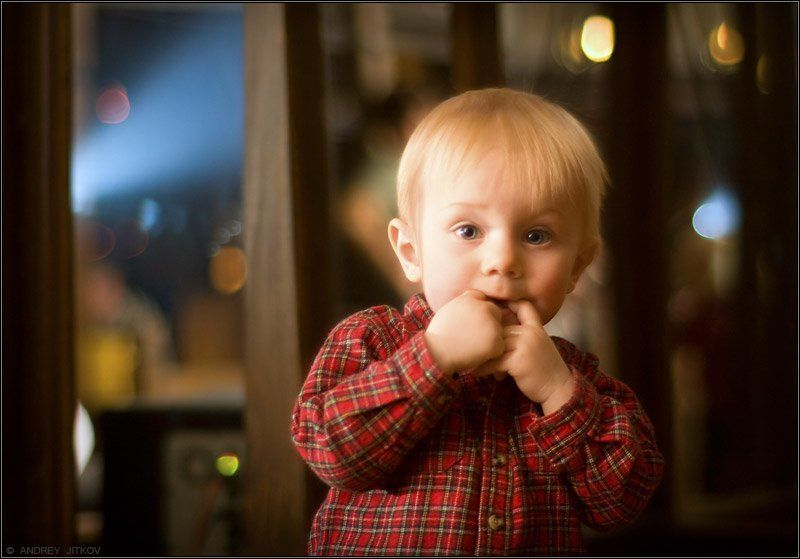 Портрет мальчугана..photo preview