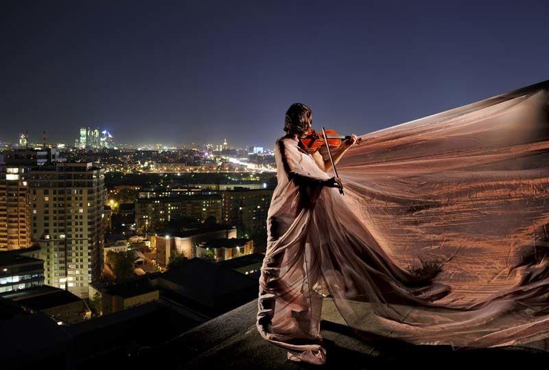 Ветер на крышеphoto preview