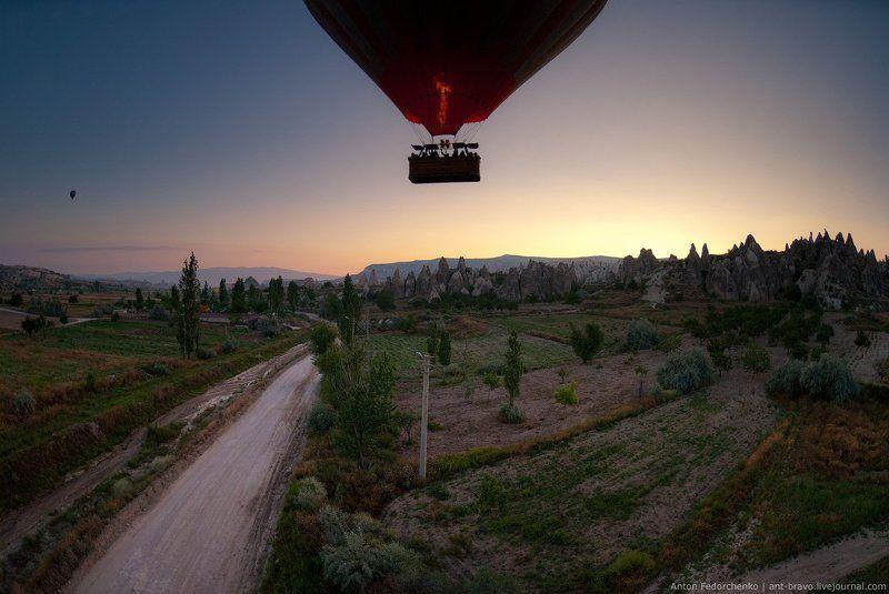 Balloons, Cappadocia, Flight, Sunrise Cappadocia balloonsphoto preview