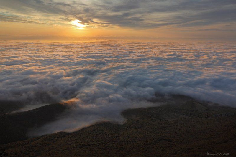 Туман над моремphoto preview