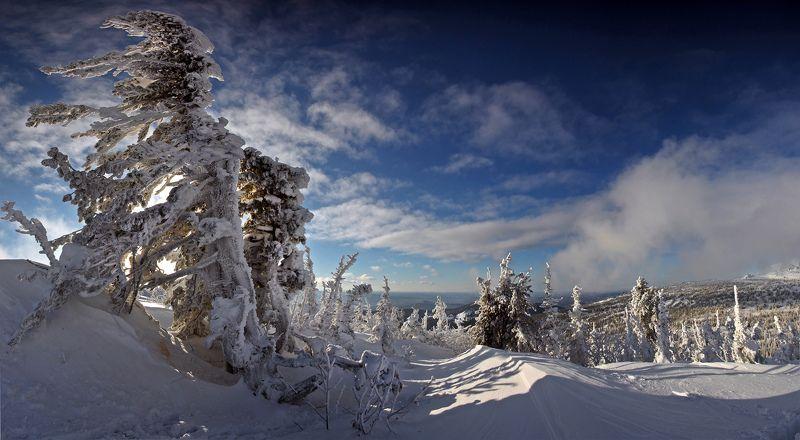Зимний Шерегеш...photo preview