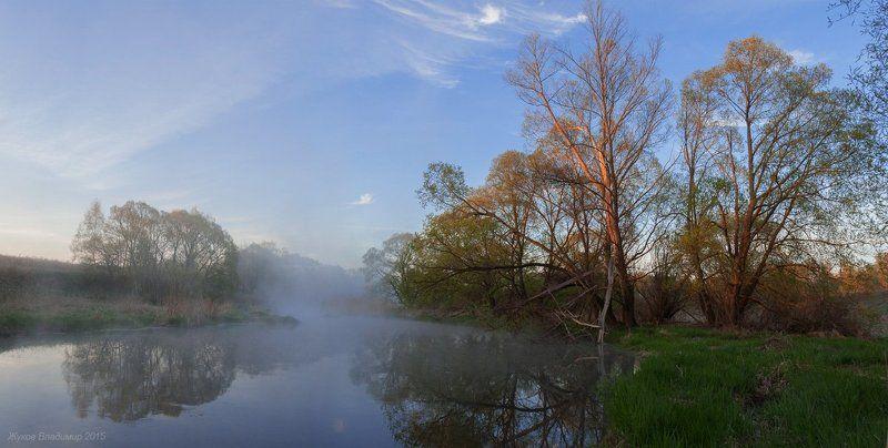 Майское утро подмосковьяphoto preview