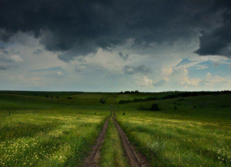 Разгулялась в поле непогодаphoto preview