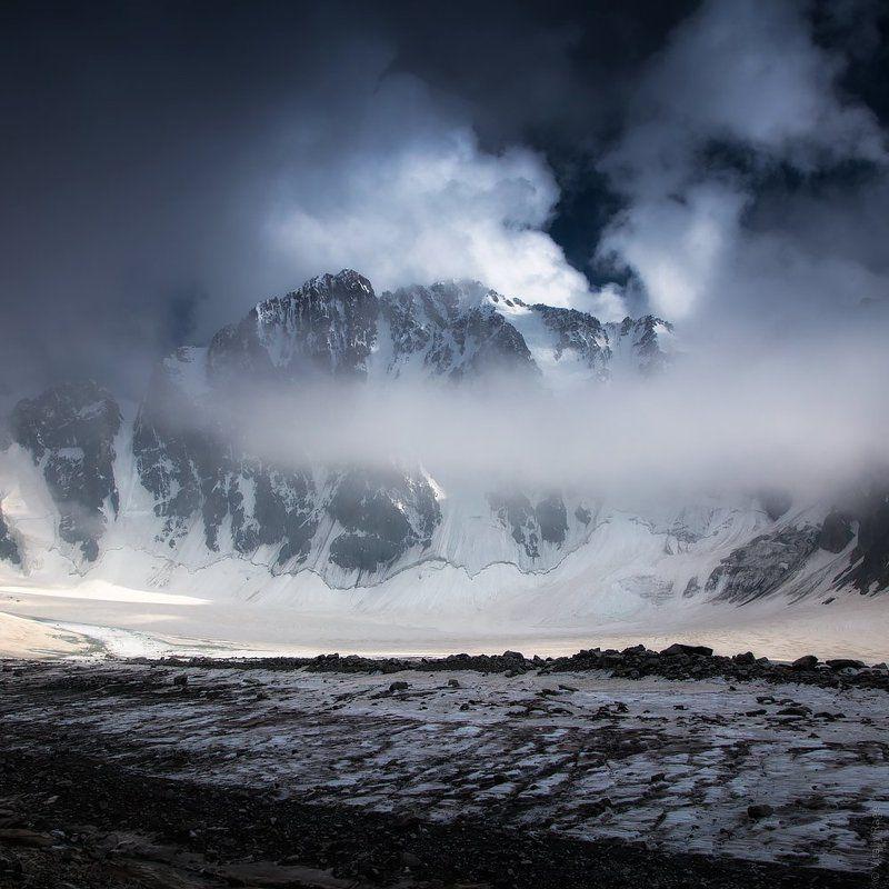 киргизия, горы, ала-арча Горы Киргизии, Ала-арча - восхожденияphoto preview