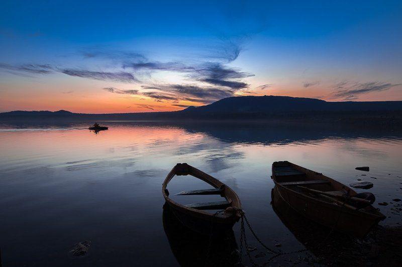 Малый флот озера Зюраткульphoto preview