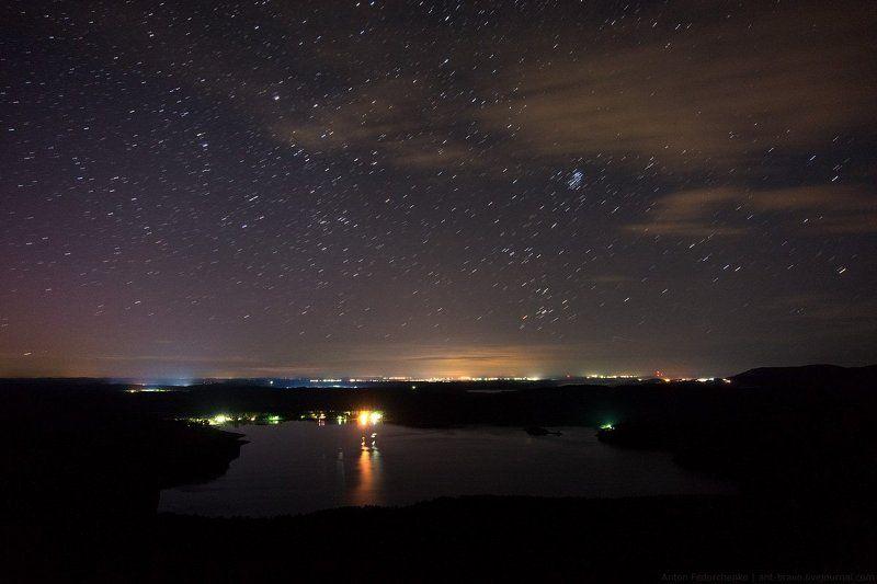 Аракуль, Звезды, Шихан Спящий Аракульphoto preview