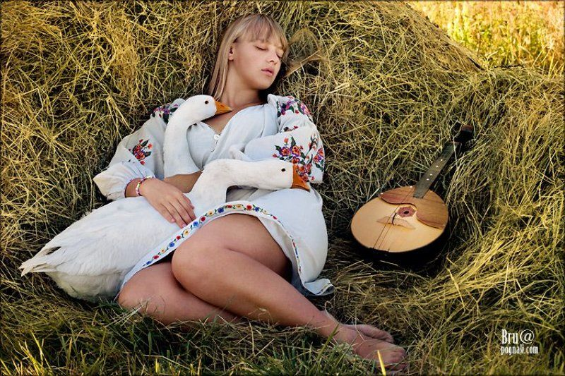 Фото голых деревенских русских баб есть
